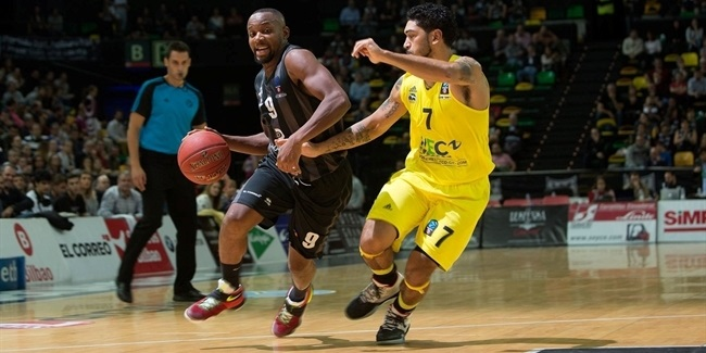 Regular Season, Round 2: Dominion Bilbao Basket vs. ALBA Berlin