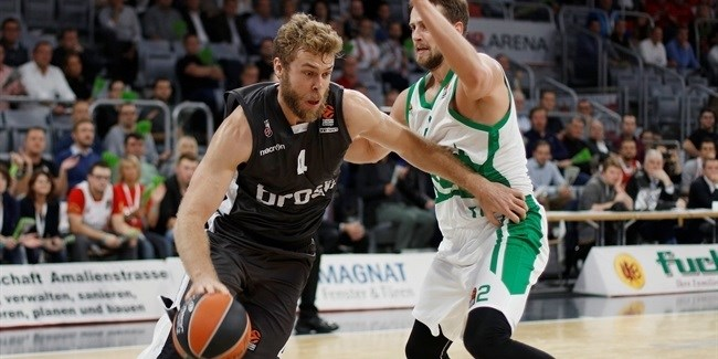 Regular Season, Round 2: Brose Bamberg vs. Unics Kazan