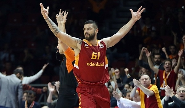 Galatasaray, Kosal together for two more years