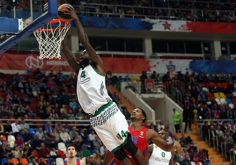 James Gist - Panathinaikos Superfoods Arhens - EB16