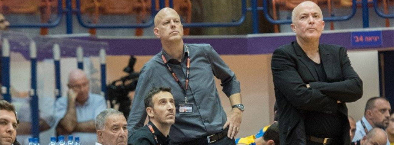 Maccabi FOX Tel Aviv dismisses Edelshtein, appoints Hadar as coach