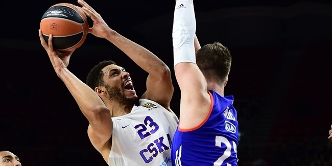 Big man Ayres leaves CSKA after contract expires