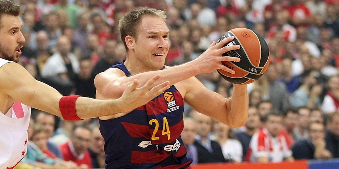 Barcelona loses guard Oleson for five weeks