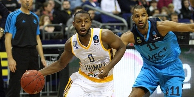 Regular Season, Round 3: ALBA Berlin vs. Khimki Moscow Region