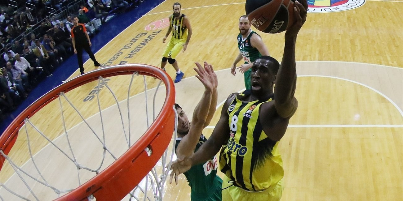 RS Round 3 report: Udoh, Vesely lead Fenerbahce past Zalgiris for third win