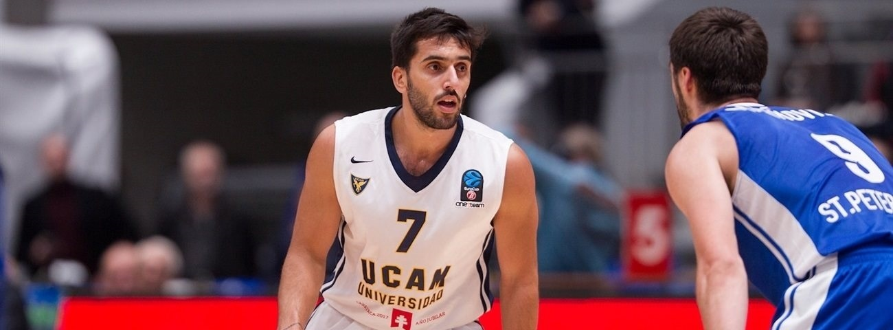 Focus On: Facundo Campazzo, UCAM Murcia