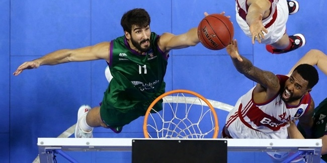 Regular Season, Round 3: Unicaja Malaga vs. FC Bayern Munich