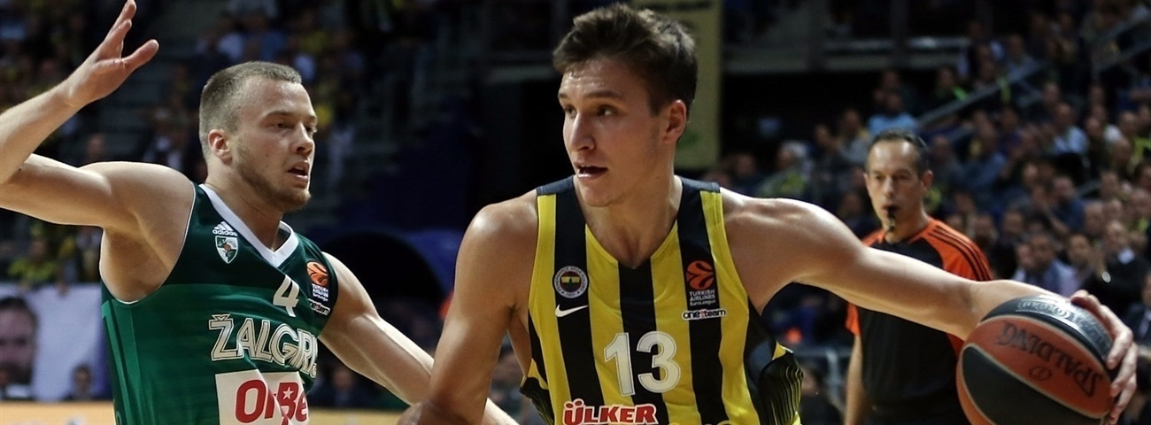 Fenerbahce's Bogdanovic out with sprained ankle