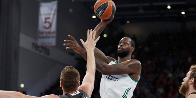 Panathinaikos fan-favorite Gist stays