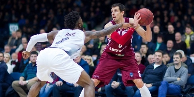 Regular Season, Round 3: Lietkabelis Panevezys vs. Nizhny Novgorod