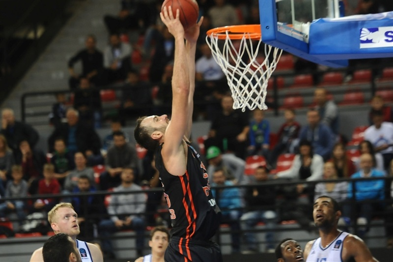 Mirza Begic - Cedevita Zagreb - EC16 (photo Skopje - Dragan Mitreski)