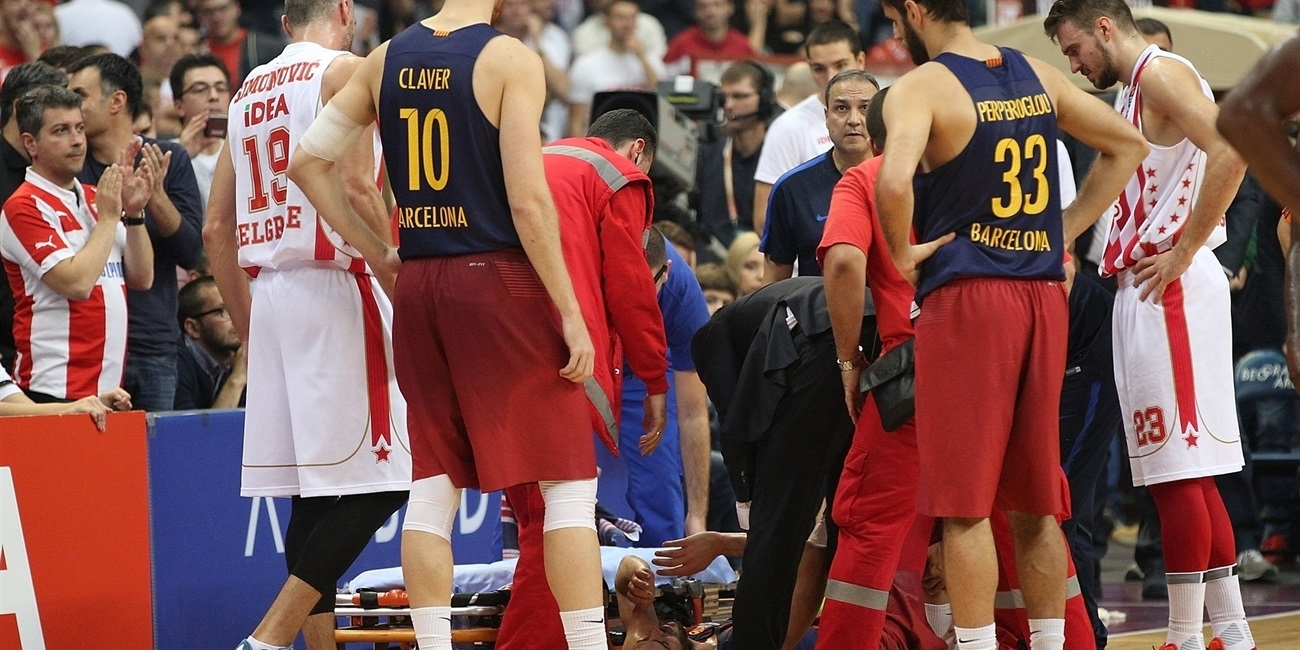 Tests confirm Barcelona's Ribas suffered ruptured Achilles tendon