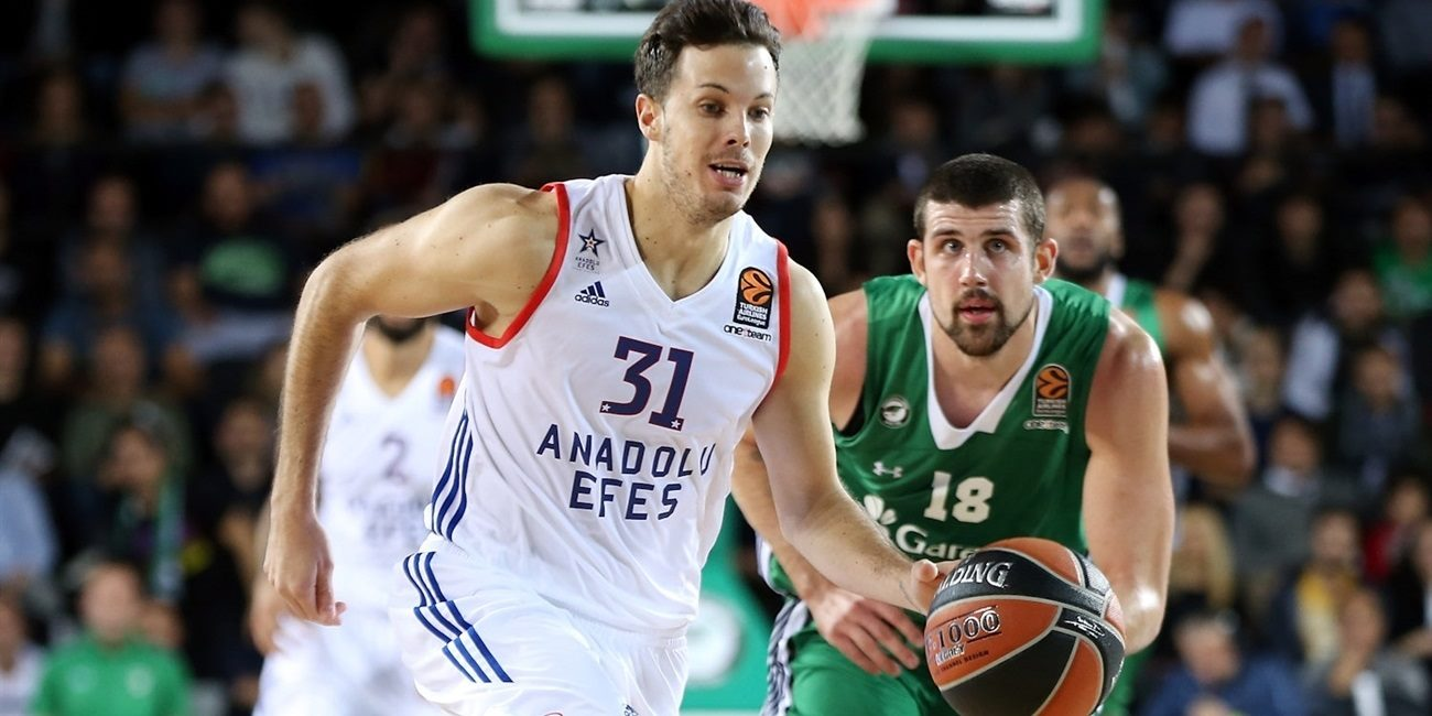 RS Round 4 report:  Efes rallies from 13 down in Istanbul derby for first win