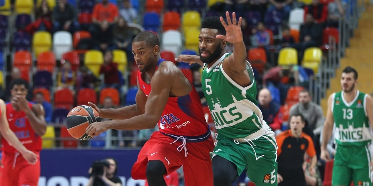 RS Round 4 report: CSKA Moscow routs Unics to stay unbeaten