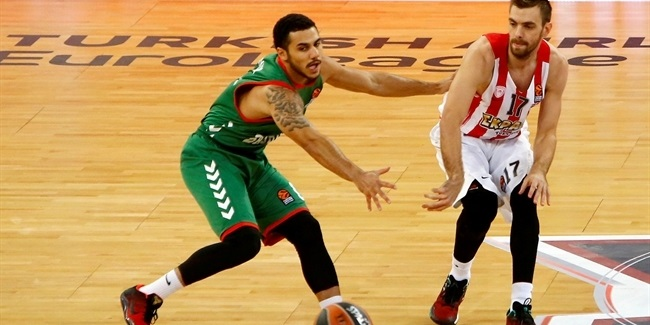 RS Round 4 report: Green's fourth-quarter heroics, Spanoulis's 15 assists lead Reds to road win
