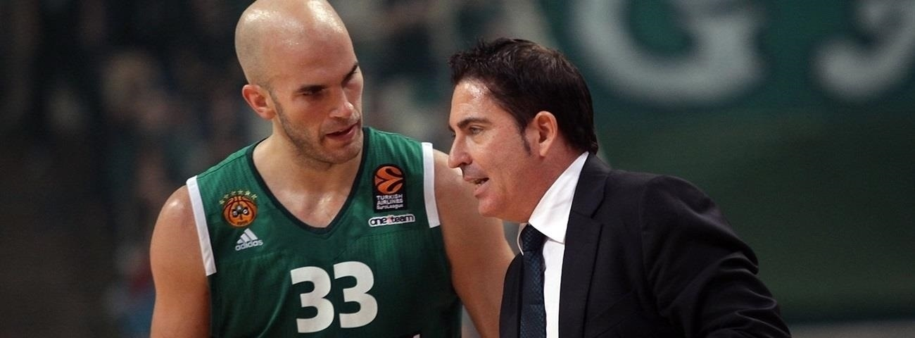 Xavi Pascual, Panathinaikos: 'Always strive for mental readiness'