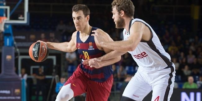Barcelona forward Claver to miss four weeks