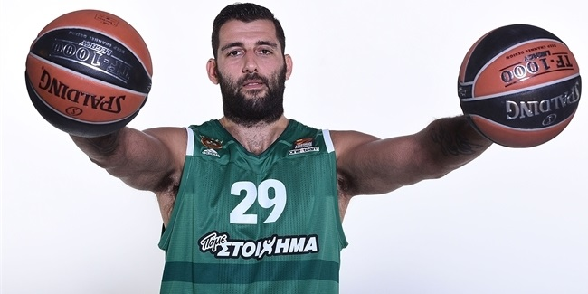 Ioannis Bourousis: Time to get more wins