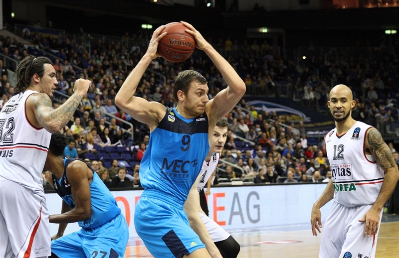 Elmedin Kikanovic - ALBA Berlin - EC16 (photo ALBA Berlin - Andreas Knopf)