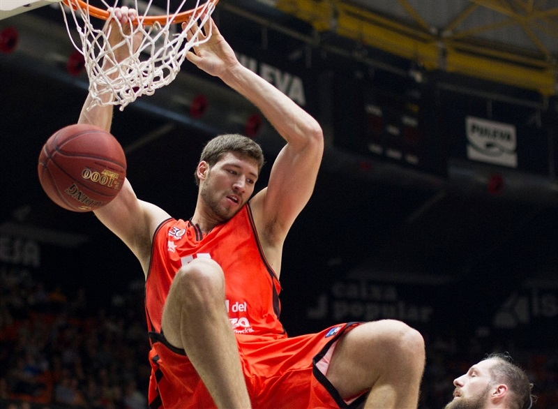 Viacheslav Kravtsov - Valencia Basket - EC16 (photo Valencia Basket - Miguel Angel Polo)