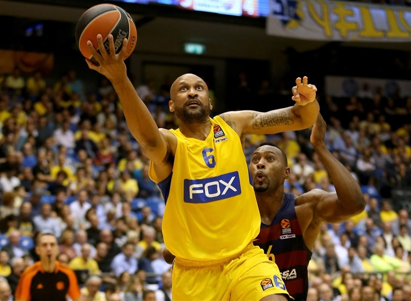 Devin Smith - Maccabi FOX Tel Aviv - EB16