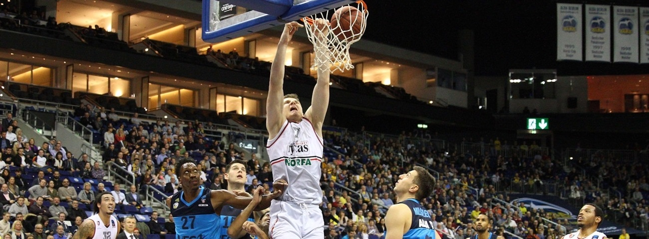 AX Milan acquires Gudaitis from Rytas