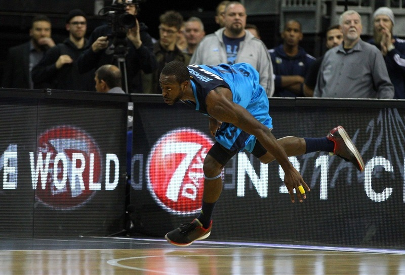 Dominique Johnson - ALBA Berlin - EC16 (photo ALBA Berlin - Andreas Knopf)