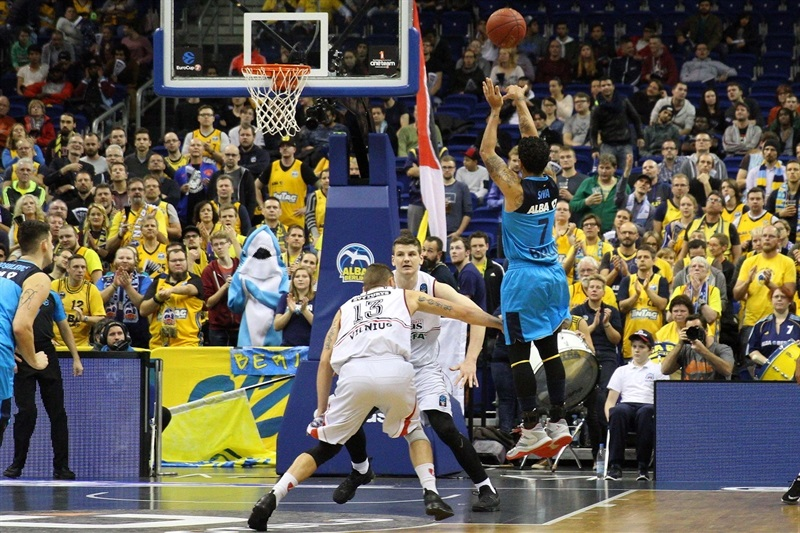 Peyton Siva - ALBA Berlin - EC16 (photo ALBA Berlin - Andreas Knopf)