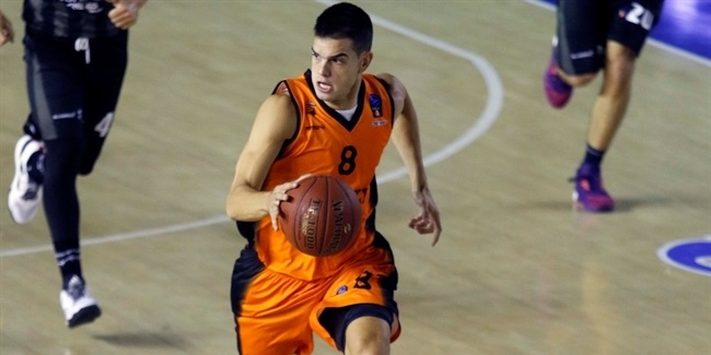 Fuenlabrada: Llorca, out for the season