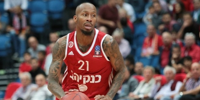 Hapoel Jerusalem re-signs star swingman Kinsey