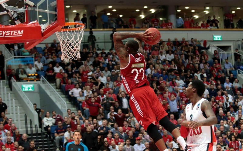 Shawn Jones - Hapoel Bank Yahav Jerusalem - EC16 (photo Hapoel Jerusalem - Oren Ben Haccoun)