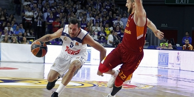 Regular Season, Round 5: Real Madrid vs. Galatasaray Odeabank Istanbul