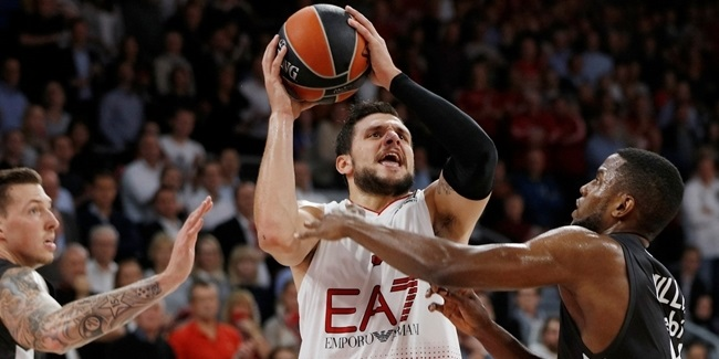 Panathinaikos signs star forward Gentile