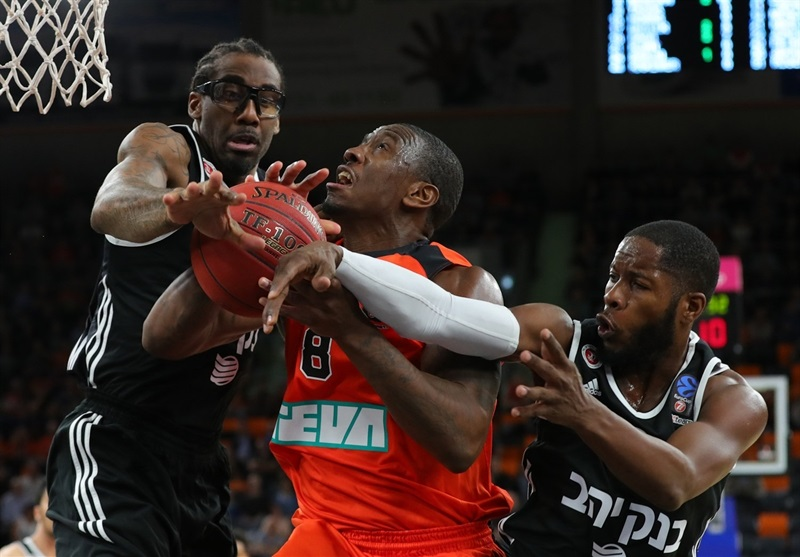 Raymar Morgan - ratiopharm Ulm - EC16 (photo Florian Achberger - Ratiopharm Ulm)