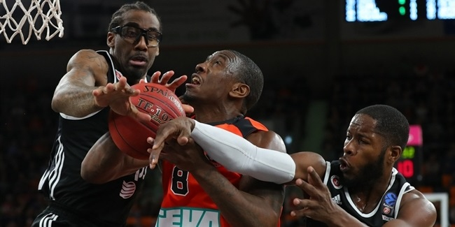 Regular Season, Round 5: ratiopharm Ulm vs. Hapoel Bank Yahav Jerusalem