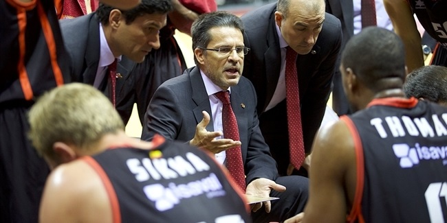 Baskonia brings in Martinez as new coach