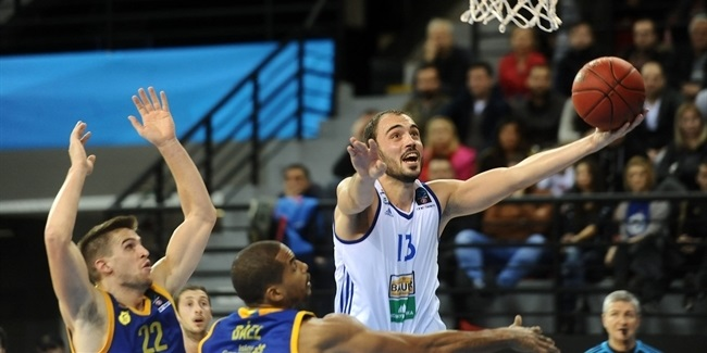 Mornar Bar tabs swingman Drenovac