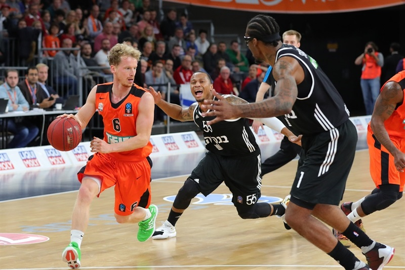 Per Guenther - ratiopharm Ulm - EC16 (photo Florian Achberger - Ratiopharm Ulm)