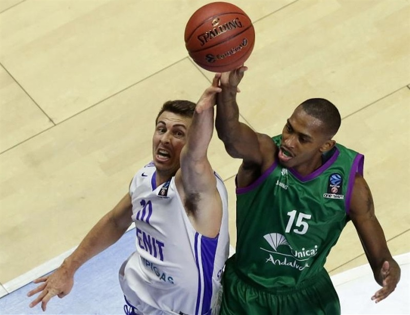 Jamar Smith 2- Unicaja Malaga - EC16 (photo Unicaja)