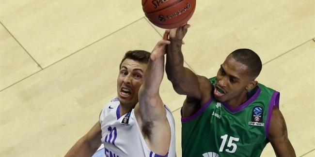 Regular Season, Round 5: Unicaja Malaga vs. Zenit St Petersburg