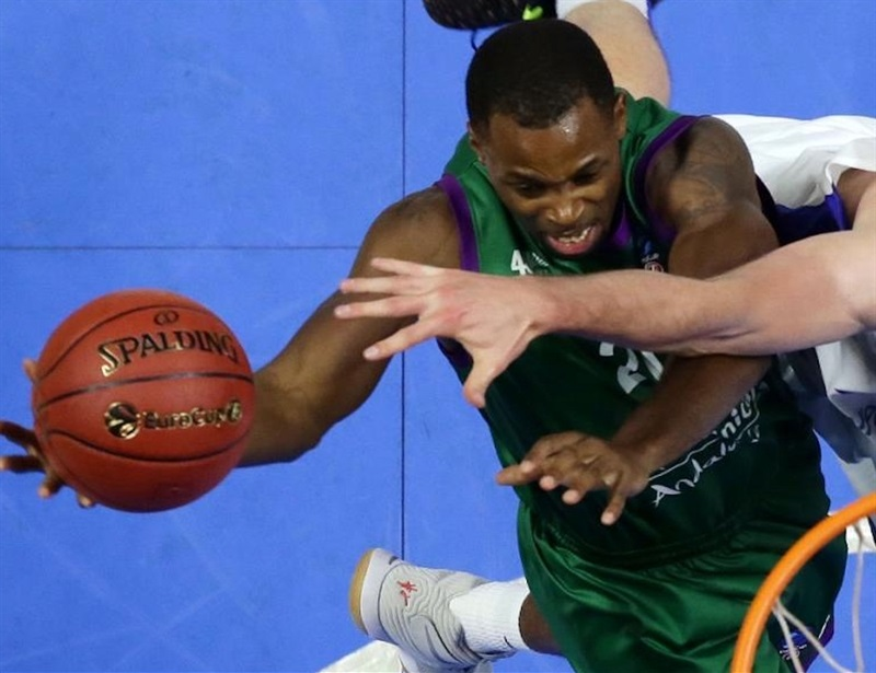 Oliver Lafayette - Unicaja Malaga - EC16 (photo Unicaja)