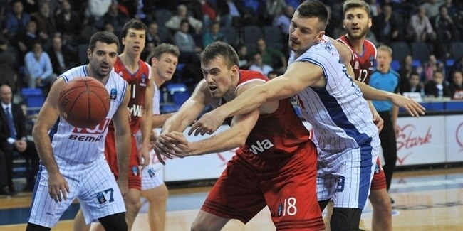Regular Season, Round 10 report: Bayern bests Buducnost in regular season finale
