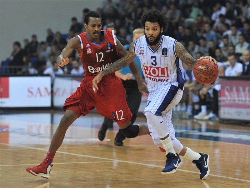 Marcus Williams - Buducnost VOLI Podgorica - EC16 (photo Buducnost)