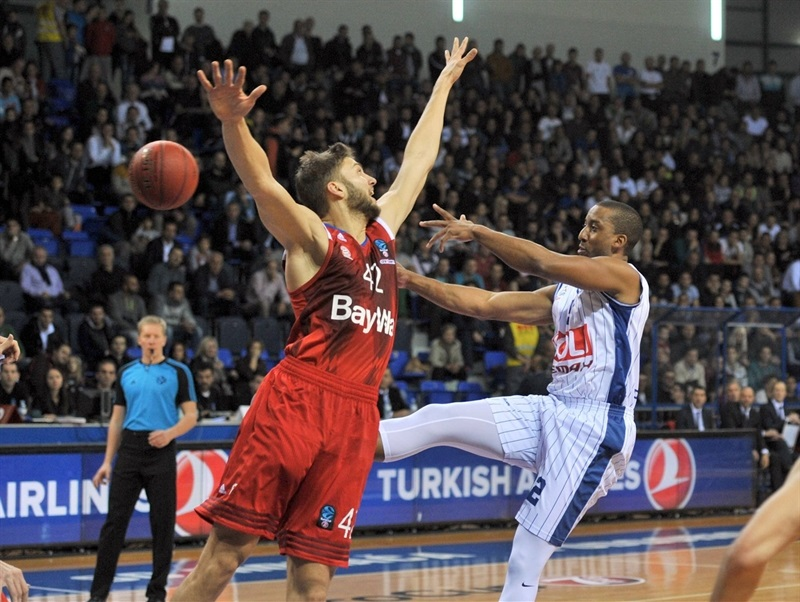 JR Reynolds - Buducnost VOLI Podgorica - EC16 (photo Buducnost)