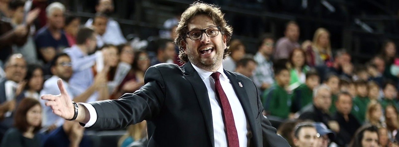 Bamberg, Trinchieri agree to contract extension