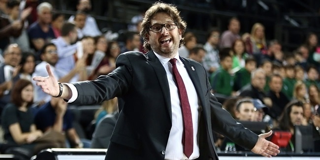 Partizan brings in Trinchieri as new boss