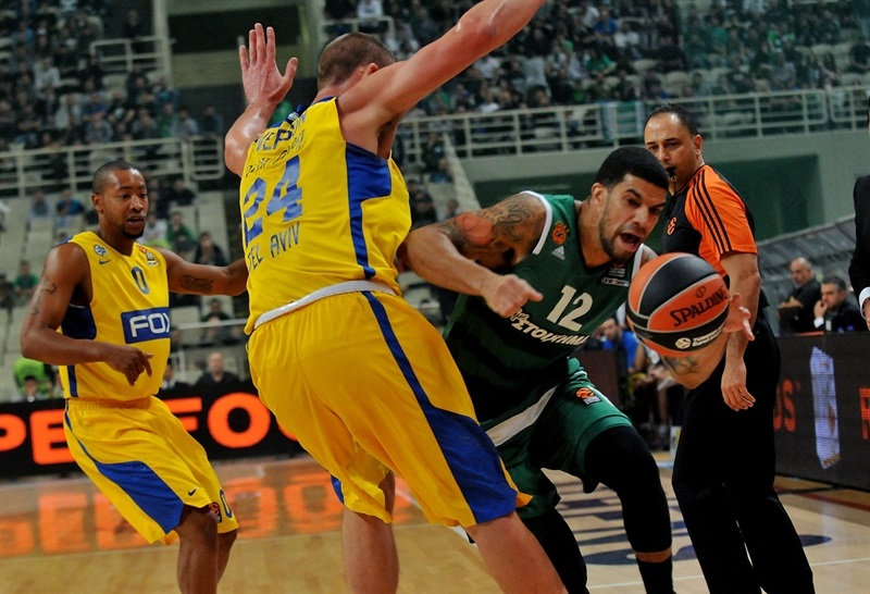 James Feldeine - Panathinaikos Superfoods Athens - EB16