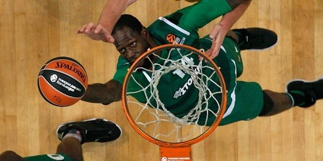 Panathinaikos loses Gist for several months