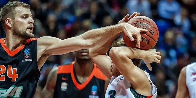 Regular Season, Round 3: Lokomotiv Kuban Krasnodar vs. ratiopharm Ulm