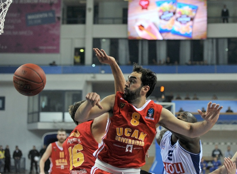 Vitor Benite - UCAM Murcia - EC16 (photo UCAM Murcia)